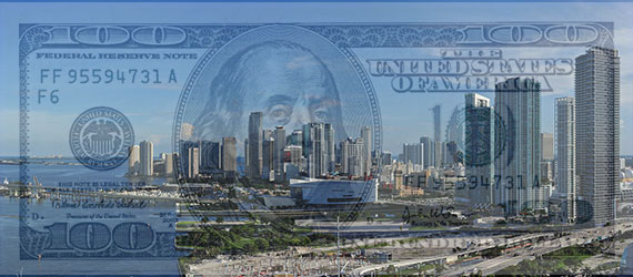 Downtown Miami Dollar